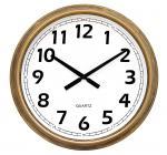 China Automatic cloc azan clock muslim prayer LED wall clock wholesale