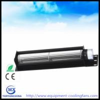 China 30FC Series Air Cleaner Cross Flow Blower / 190MM Tangential Fan For Air Conditioner wholesale
