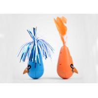 China Interactive Electronic Wobble Cat Toy 4 Different Color Available With Feather wholesale