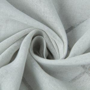 China silver fiber RF shielding fabric cotton shielding curtain fabric wholesale