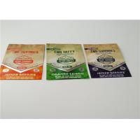 Quality Custom Printed Herbal Incense Packaging for sale