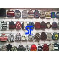 China Knitted caps wholesale