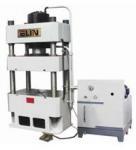 China Four-Pillar Three-Girder Hydraulic Press (BL-HP-DQ400A) wholesale