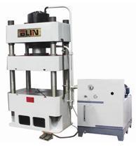 China Four-Pillar Three-Girder Hydraulic Press (BL-HP-DQ500B) (Economical) wholesale