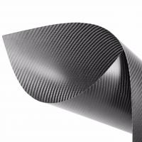 China 3K Custom Carbon Fiber Composite Sheet 0.2mm 3mm For Cnc Cutting Car Parts on sale