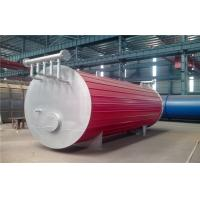 China High Pressure Gas Fired Heating Oil Boiler High Efficiency For Wood / Electric wholesale