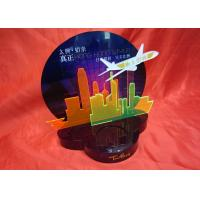 China Customized Colored Acrylic Display Holders For Lipstick And Mascara wholesale