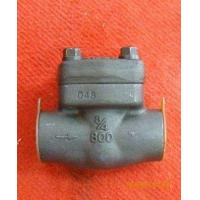 "China 347 Stainless Steel 2"" Swing Check Valve 2500# Ends API 6D / ANSI 16.5 B wholesale"