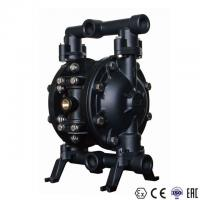 Quality 3 Inch Pneumatic Diaphragm Pump Opening Discharge Low Noise for sale