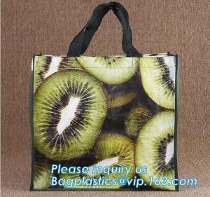 China Fashion pp non woven shopping bag,grocery laminated non woven bag,Logo Printed Shopping Bag,Tote Bags,fabric Woven Bag wholesale