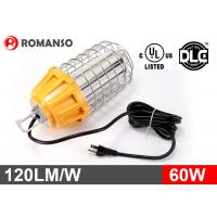 China 60 Watt LED Corn COB Bulb For Safety Protection / LED Temporary Light 7800lm wholesale
