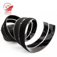 China High Sticky Self Adhesive Hook And Loop , Paper Products / Plastic Hook Loop Tape on sale