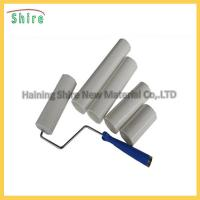 China Self Adhesive Clean Room Tacky Rollers , Portable Cleanroom Sticky Roller wholesale