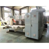 China Flexo Printer Slotter Corrugated Cardboard Production Line For Carton Box wholesale