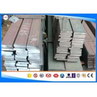 Quality AISI 5160 Hot Rolled Steel Bar , Alloy Steel Flat Bar , With Peeled&Polished for sale