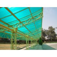 Quality Roof Sheets Price Per Sheet/ Plastic Sheet/Hollow Polycarbonate Roofing Sheet for sale