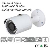 Quality 2MP WDR IR Mini Bullet Network Camera for sale