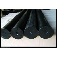 China Shock Resistance Industrial Engineering Plastics , Antistatic Delrin Rod 50mm wholesale
