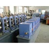 China 22kw Motor Power 0.3mm - 1.0mm Thickness Pipe Welding Machine High Frequency wholesale