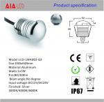 CREE Chips 3W outdoor IP67 modern LED spot light/LED stair light for garden