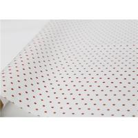 China Polka Dot Holiday Tissue Paper , Gift Wrapping Dotted Tissue Paper wholesale