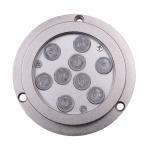 China Anti-oxidation RGB External Control Boat Underwater LED Lights 27 Watt IP68 wholesale
