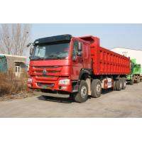 China Howo 8×4 Heavy Dump Truck 50 Tons Loading For Mining Model ZZ3317N4267A / S0WA wholesale