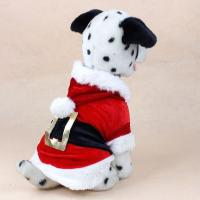 China Christmas dog clothes santa outfits wholesale