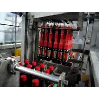 China Beverage Automatic Carton Packing Machine , 2L/2.5L Plastic Bottle Packaging Machine wholesale