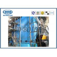 China Industrial Self Supporting Corner Tube Boiler With Natural Circulation Cooling wholesale