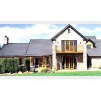 Quality Building Colorful Stone-coated Steel Roofing With Aluminum-zinc Steel for sale