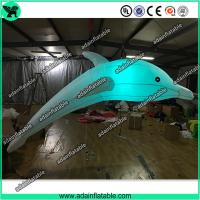 Buy cheap Inflatable Dolphin,Lighting Inflatable Dolphin,Inflatable Dolphin Mascot from wholesalers