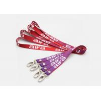 China Fashionable Lanyard Neck Strap Length 100mm For Souvenir / Sports Event wholesale