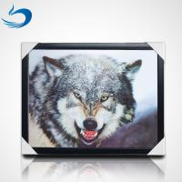 China UV Printing 3D Lenticular Picture Frame For Home Decoration wholesale