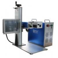 Quality 700 X 245 X 460mm LB-MFA Portable Fiber Laser Marking Machine For Metal / for sale