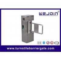China Safety Access Control Swing Barrier Gate With Voltage Of DC24V wholesale