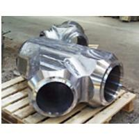 China ASTM A335-P91/ASME SA335 P91 Forged Forging Eccentric Equal Lateral Tees T-piece Y-Pieces wholesale
