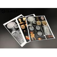 Top Quality Medical Material Laser Printing Film White / Transparent Single Side / Two Side