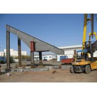 China Indian Strong Structural Steel , Bracing Platform Heavy Steel Construction wholesale