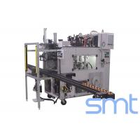 China Four Working Station Automatic Stator Automatic Motor Winding Machine 12 Months Warranty on sale