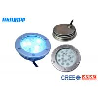China High Brightness 45w RGB Recessed Boat Dock Lights LED 2700K~10000K White wholesale