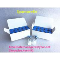 China Ipamorelin 5mg*10vials Human Growth Peptides Steroid Hormones Freeze Dried Powder wholesale