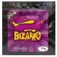 China 10g Bizarro Herbal Incense Zip Lock Bags Stand Up Spout Pouch With Different Flavors wholesale