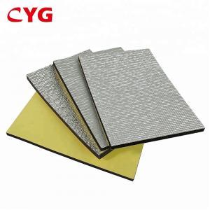 China Aluminum Foil Construction Heat Insulation Foam Floor Panels SGS ISO Approval wholesale