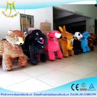 """China Hansel animal <strong style=""""color:#b82220"""">scooter</strong> ride battery walking animal toy kiddie ride time controller fiberglass cars for kids wholesale"""