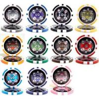 China Ace Casino 14 Gram Clay Composite Poker Chips wholesale