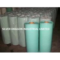 China SILAGE FILM SIZE 25MICRONS X 750MM X 1500M,Green wholesale
