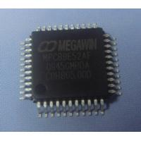 Buy cheap 89 Series 8 / 16 bits 89E52AF Megawin MCU, 8051 Microcontroller Mini Projects from wholesalers