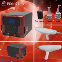 China 1064nm/532nm portable home laser tattoo removal machine for tattoo removal wholesale