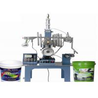 China 20L Paint Bucket Automatic Transfer Machine Inkjet Heat Printing wholesale
